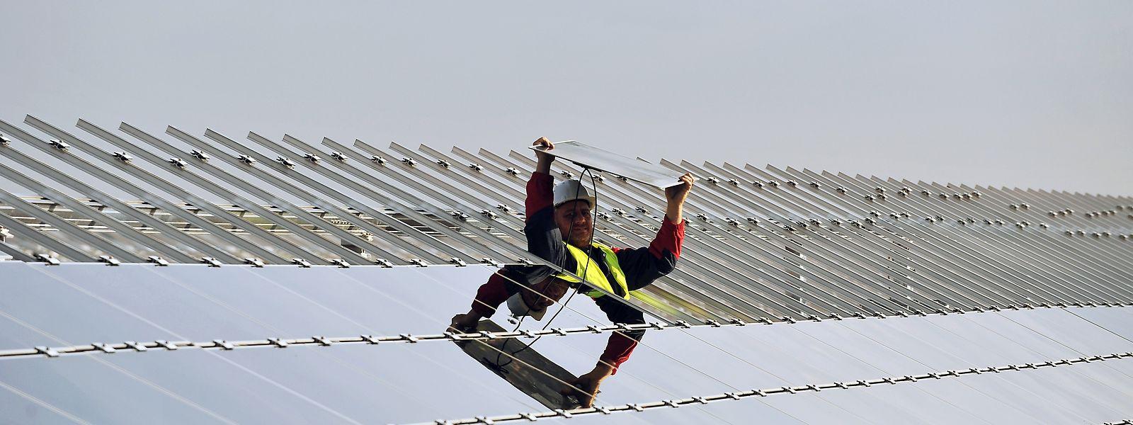 En tout, le Luxembourg compte 8.361 sites de production photovoltaïque en service.