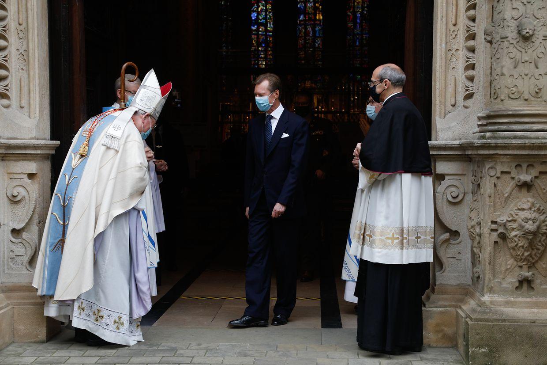 Der Gedenktag begann mit einer Messe in der Kathedrale