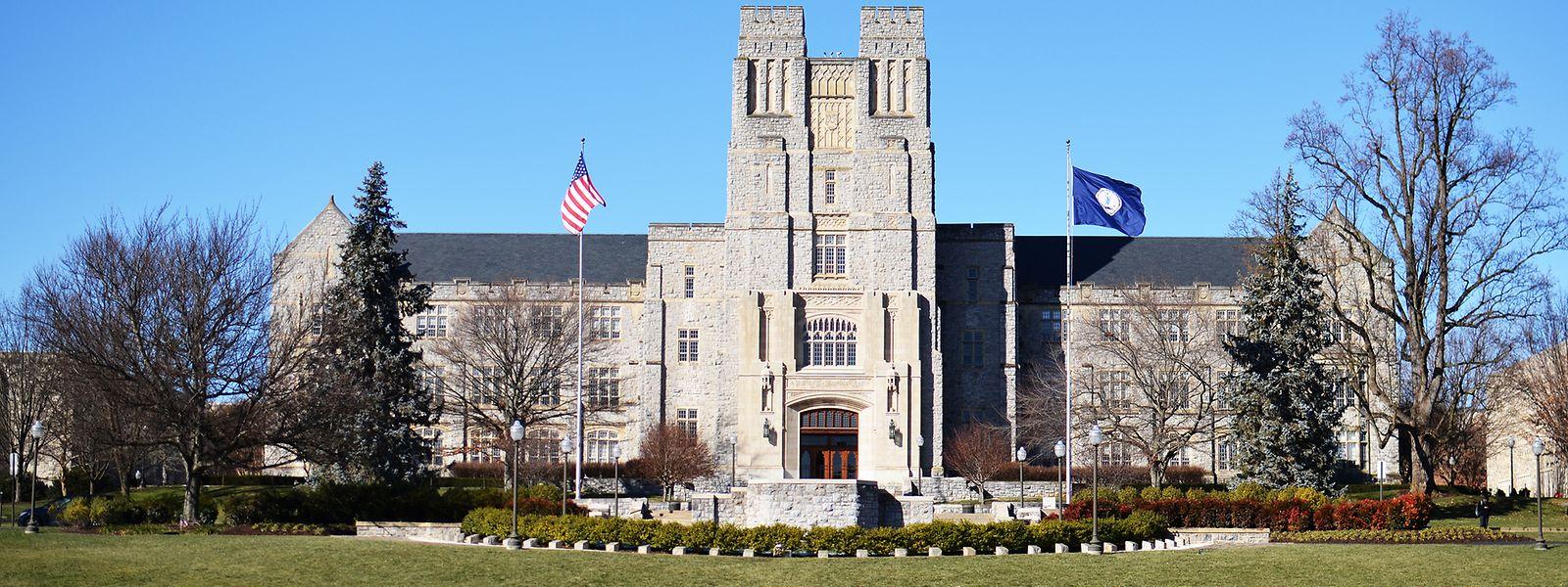 Die Virginia Polytechnic Institute and State University ist mit rund 36000 Studierenden die größte Hochschule im US-Bundesstaat Virginia. Sie zählt zu den besten 30 staatlichen Hochschulen der USA.