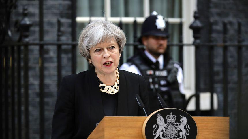 Vier-Punkte-Plan gegen den Terror