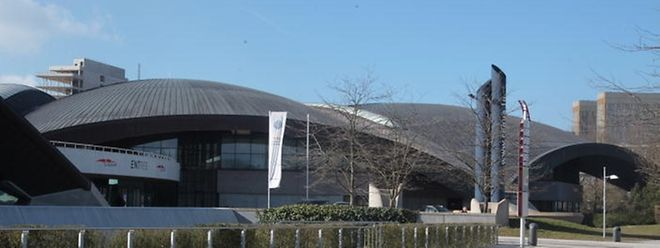 Die Coque in Kirchberg wird mit ihrem breit gefächerten Angebot einer der Stützpfeiler der neuen Struktur sein.