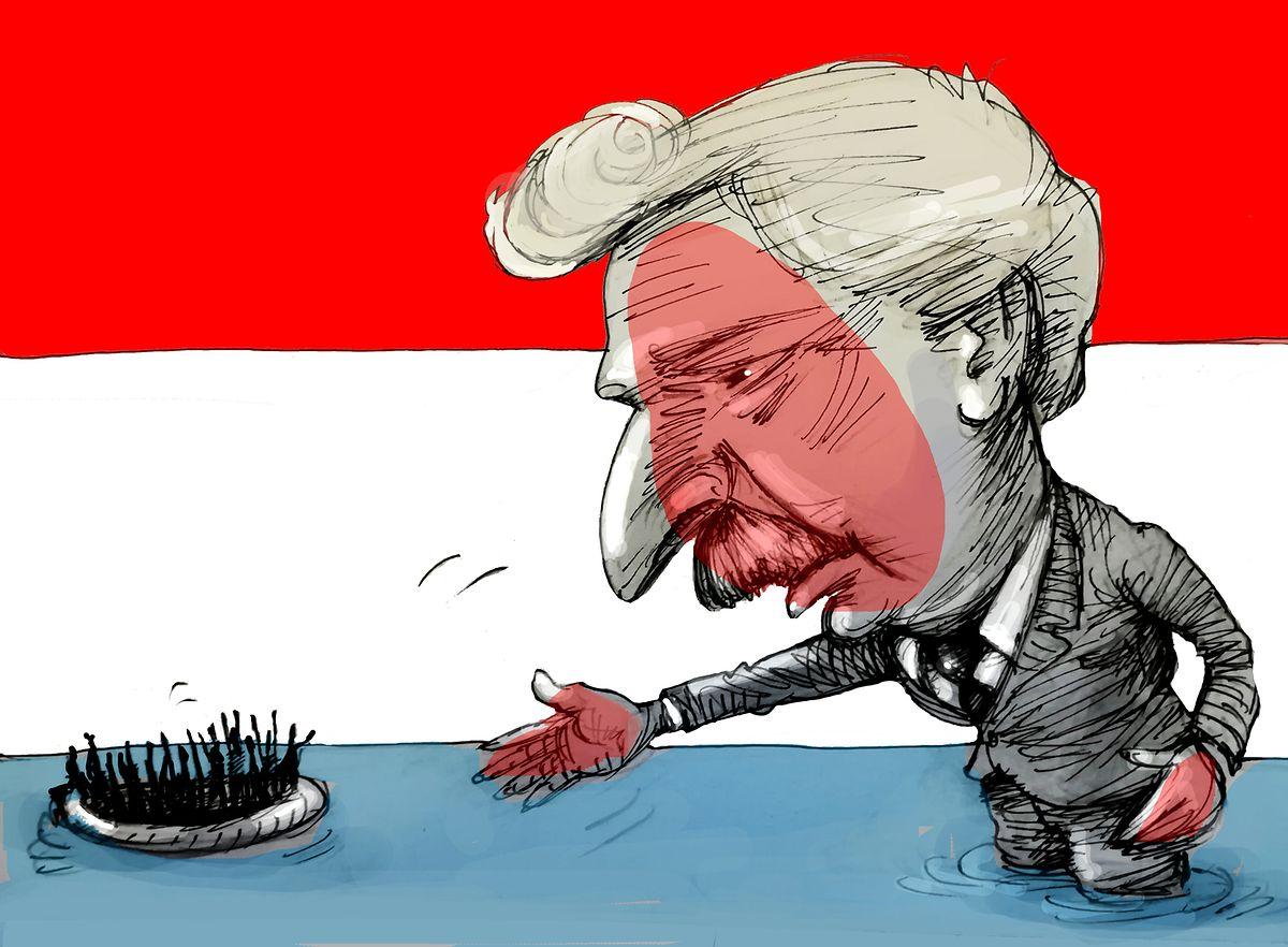Jean Asselborn é um dos líderes europeus que mais defende os migrantes.