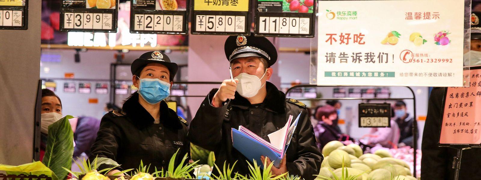 La Chine continentale annonce ce vendredi 118 morts supplémentaires durant les dernières 24 heures