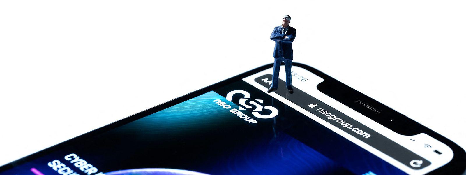 Rund 60 Kunden in 40 Ländern greifen auf die Überwachungssoftware Pegasus des israelischen Herstellers NSO zurück.