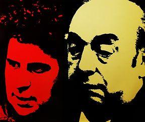 Ee Wierk, zwee Liewen: Pablo Neruda / Mikis Theodorakis