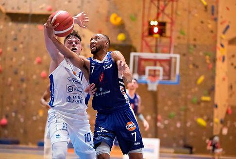 Basket Esch zieht ins Finale ein