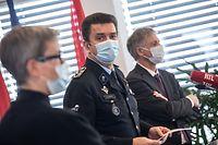 IPO,PK Fichiers de la police grand-ducale,Henri Kox,Sam Tanson. Philippe Schrantz.Foto: Gerry Huberty/Luxemburger Wort