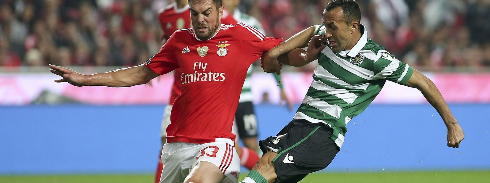 Jorge Jesus voltou à Luz para inflingir ao Benfica a terceira derrota no campeonato