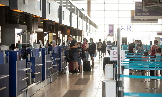 Legally, airlines who cancel a flight must reimburse passengers but many forced travellers to accept vouchers