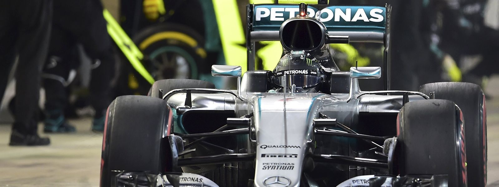 O alemão Nico Rosberg (Mercedes) somou este domingo o segundo triunfo consecutivo no Mundial de Fórmula 1