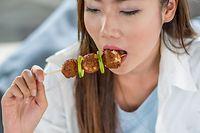 Asien, Fleischkonsum