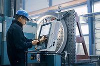 Die Corona-Pandemie hat die Industrieproduktion in Luxemburg überraschend stark beflügelt.