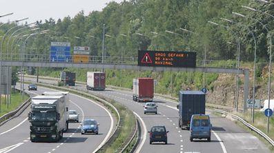 La vitesse sur les routes du pays sera revue à la baisse jeudi et vendredi.