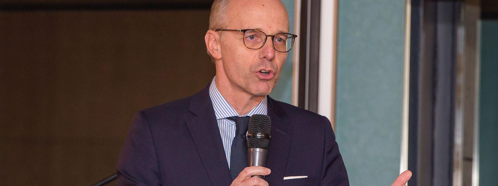 Luc Frieden hat sich 2014 aus der aktiven Politik zurückgezogen.