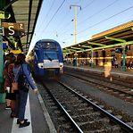 Transfronteiriços. Greve comboios continua fim-de-semana e segunda-feira