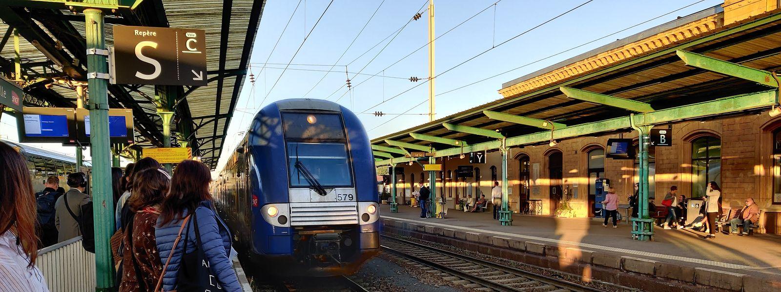 Thionville Gare