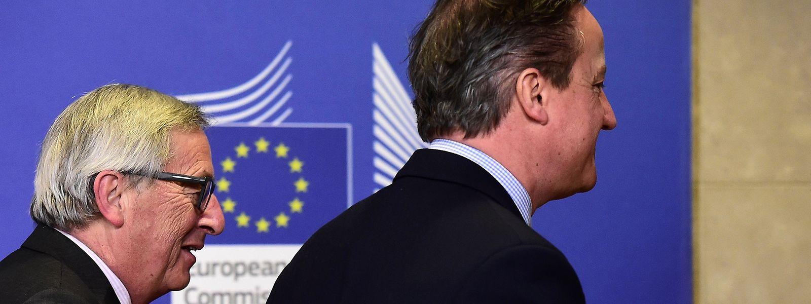 """Der britische Anwalt Philip Wood glaubt, dass im Falle eines Brexit die Verhandlungen zwischen der EU und Großbritannien in einer """"eisigen"""" Atmosphäre ablaufen würden."""