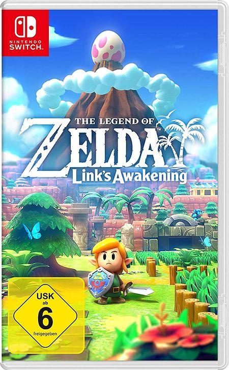 """""""The Legend of Zelda: Link's Awakening"""" ist nur für Nintendo Switch erhältlich."""