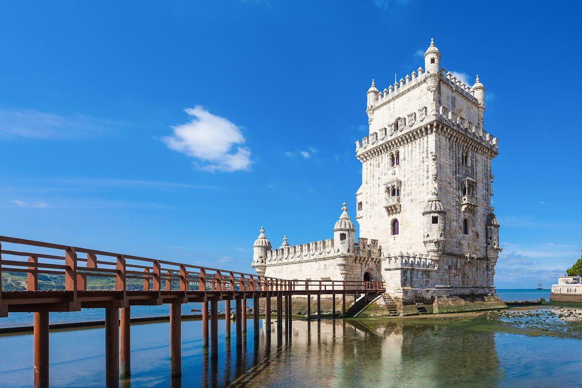 The Belem Tower, Lisbon