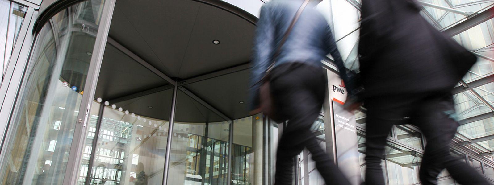 La firme luxembourgeoise avait été beaucoup plus prompte à réagir lors de la publication des documents de LuxLeaks.