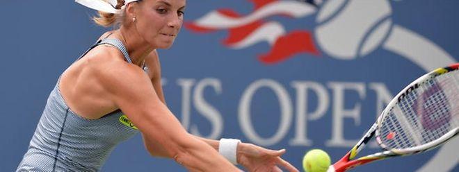 2013 scheiterte Mandy Minella bei den US Open in Runde eins gegen Sloane Stephens. Nun wartet eine ähnlich schwierige Aufgabe.