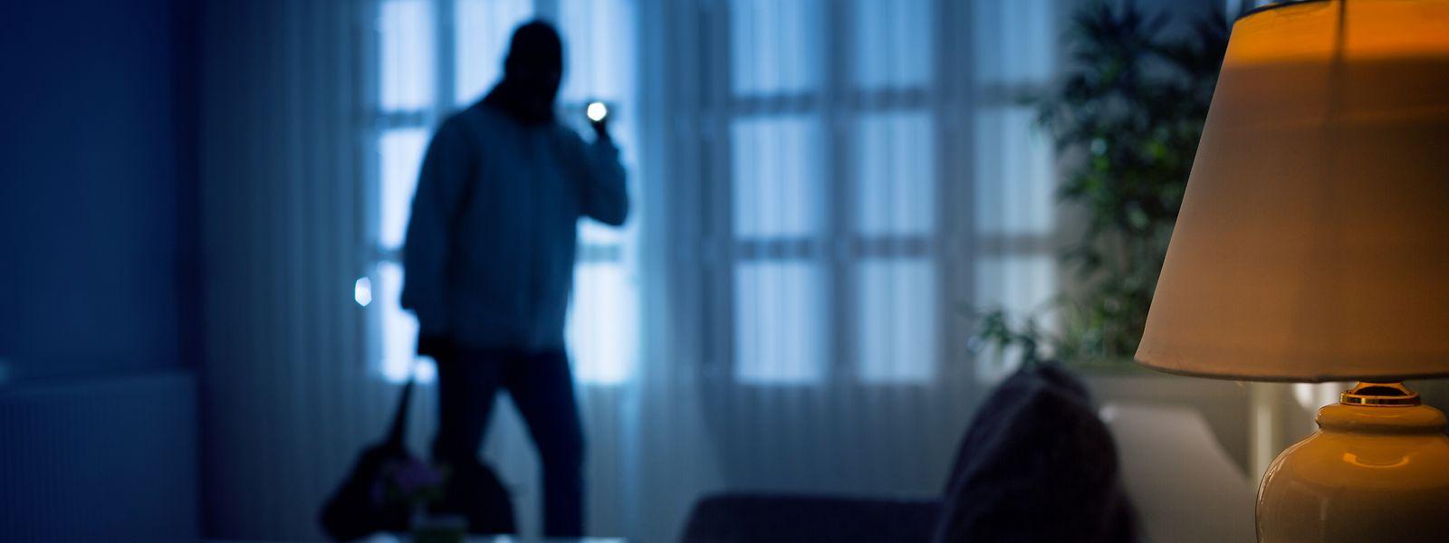Im vergangenen Jahr wurden in Luxemburg mehr als 3.000 Einbrüche verzeichnet.