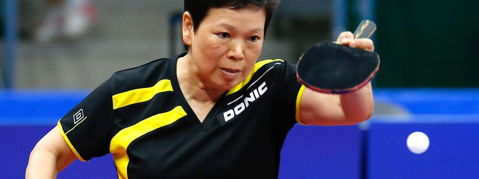 NI Xia Lian hat die Olympia-Qualifikation nicht geschafft.