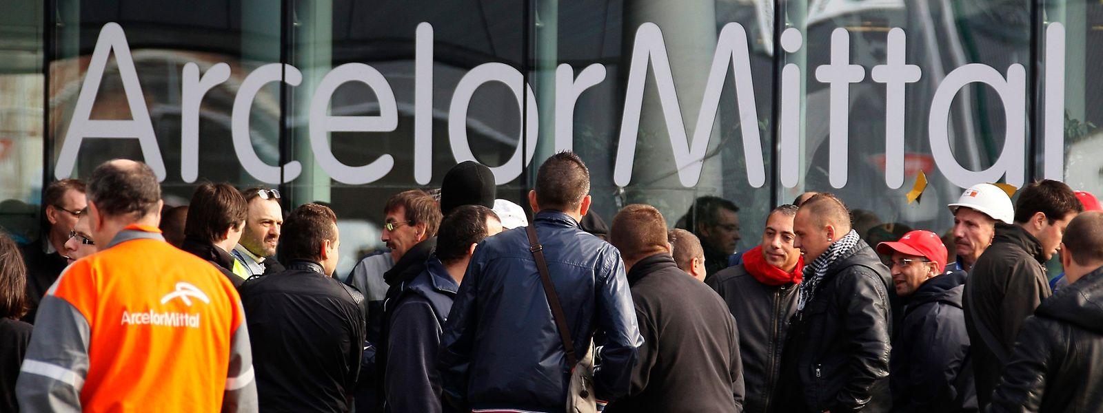 ArcelorMittal avait mis initialement 1,8 milliard d'euros dans le rachat du site italien.