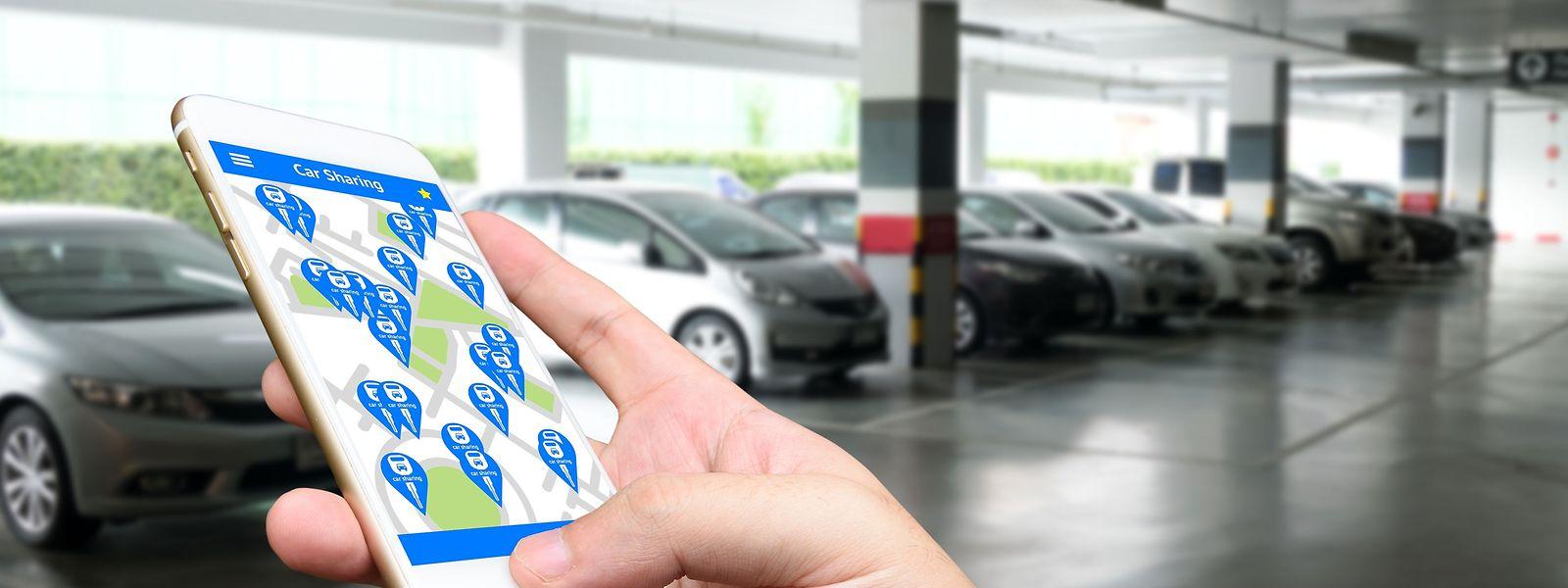22 Prozent der Befragten, denen Carsharing bekannt ist, wollen es auch ausprobieren.