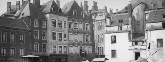 """Der """"Comité Alstad"""" setzt sich für die Wiederbelebung des Alstadtviertels ein."""
