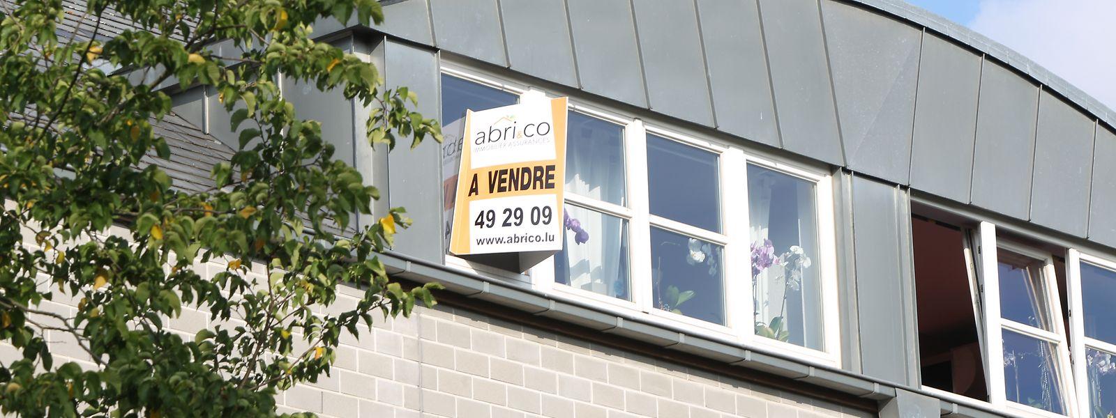 Les ménages résidents n'ont pas l'intention d'acheter un bien immobilier dans les douze prochains mois.