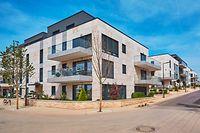 A maior subidas homólogas dos preços das casas foram observadas no Luxemburgo (13,3%).