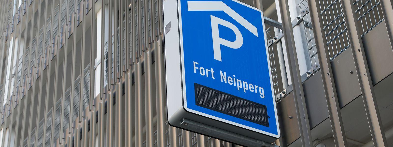 Besucher des Bahnhofsviertels können ihr Auto künftig bis zu vier Stunden lang gratis im Parkhaus Fort Neipperg abstellen.