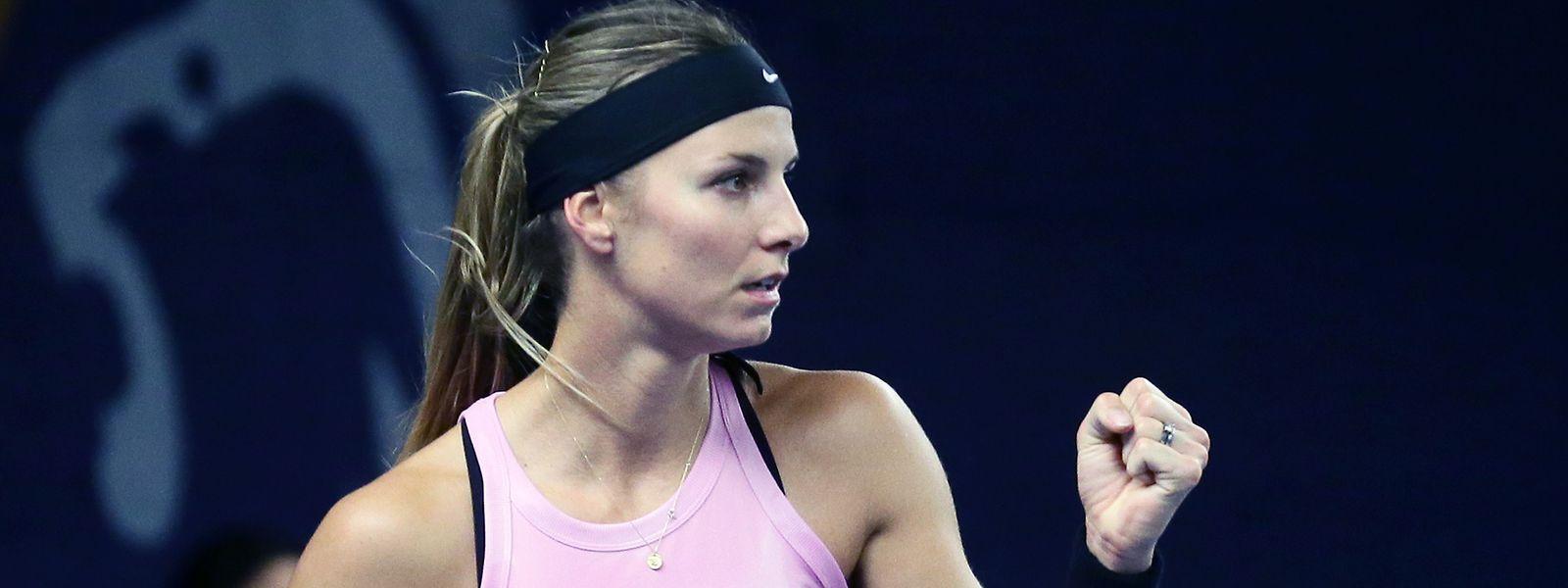 16. Turniersieg für Mandy Minella.