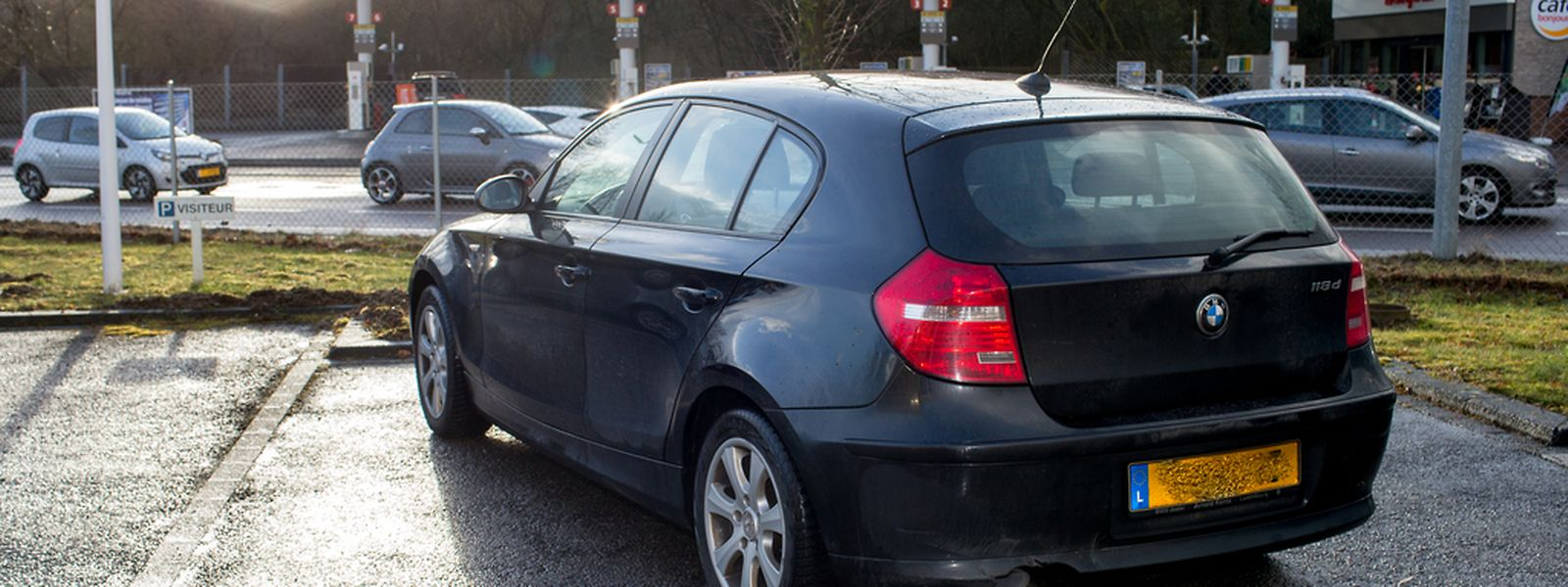 Parksünder erwischt: Wenn das Auto keiner Person zugeordnet werden kann, dürfen diese Fotos veröffentlicht werden.
