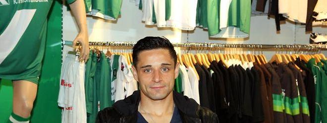 Mario Mutsch spielt seit dieser Saison in St. Gallen.