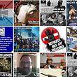 Claude E. teilte im Netz eindeutig islamfeindliche, rassistische und rechtsradikale Inhalte.