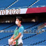 Tóquio regista números mais altos desde janeiro, na véspera da abertura dos Jogos Olímpicos