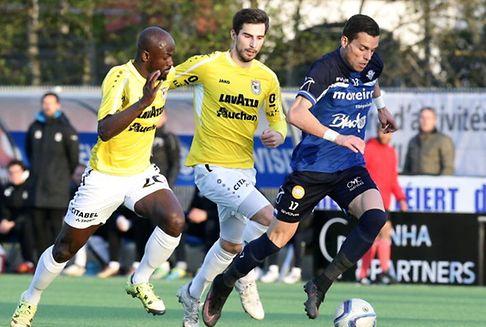 Pedro Rodrigues (US Esch): «D'accord pour monter en BGL Ligue»