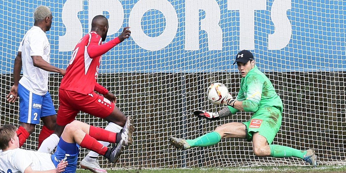 Leo Clement a longtemps retardé l'échéance mais Ezequiel Cabral et les Rumelangeois ont conquis une précieuse victoire pour leur avenir en BGL Ligue.