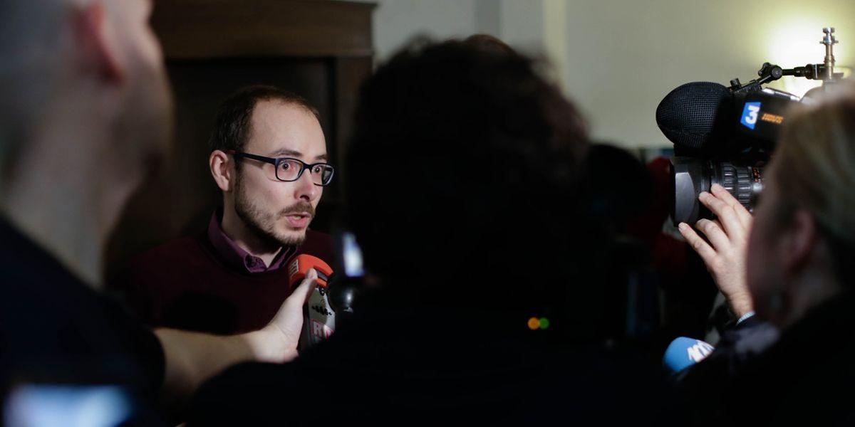 """Antoine Deltour se félicite de cette """"victoire"""" acquise au troisième épisode judiciaire Luxleaks"""