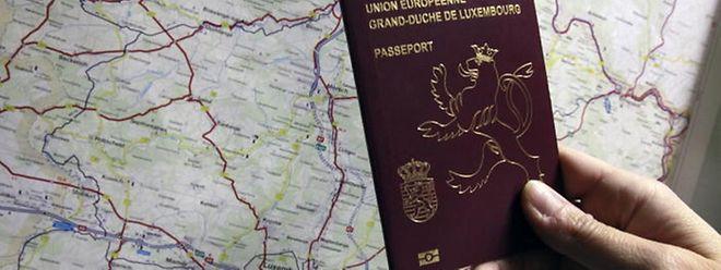 Seit Anfang des Jahres haben 64 Briten einen Antrag auf die Luxemburger Staatsbürgerschaft gestellt.