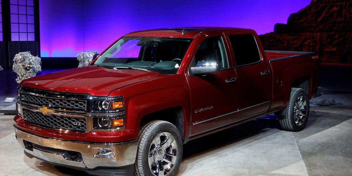 Platzhirsche auf dem US-Automarkt sind die US-Autokonzerne General Motors und Ford.