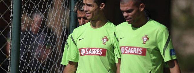 CR7 e Pepe entre os eleitos ao 'onze do ano' da FIFPro