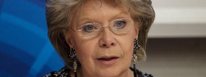 Viviane Reding wird bei den Gemeindewahlen nicht kandidieren.