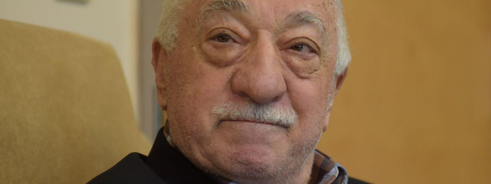 Der türkische Prediger Fethullah Gülen.