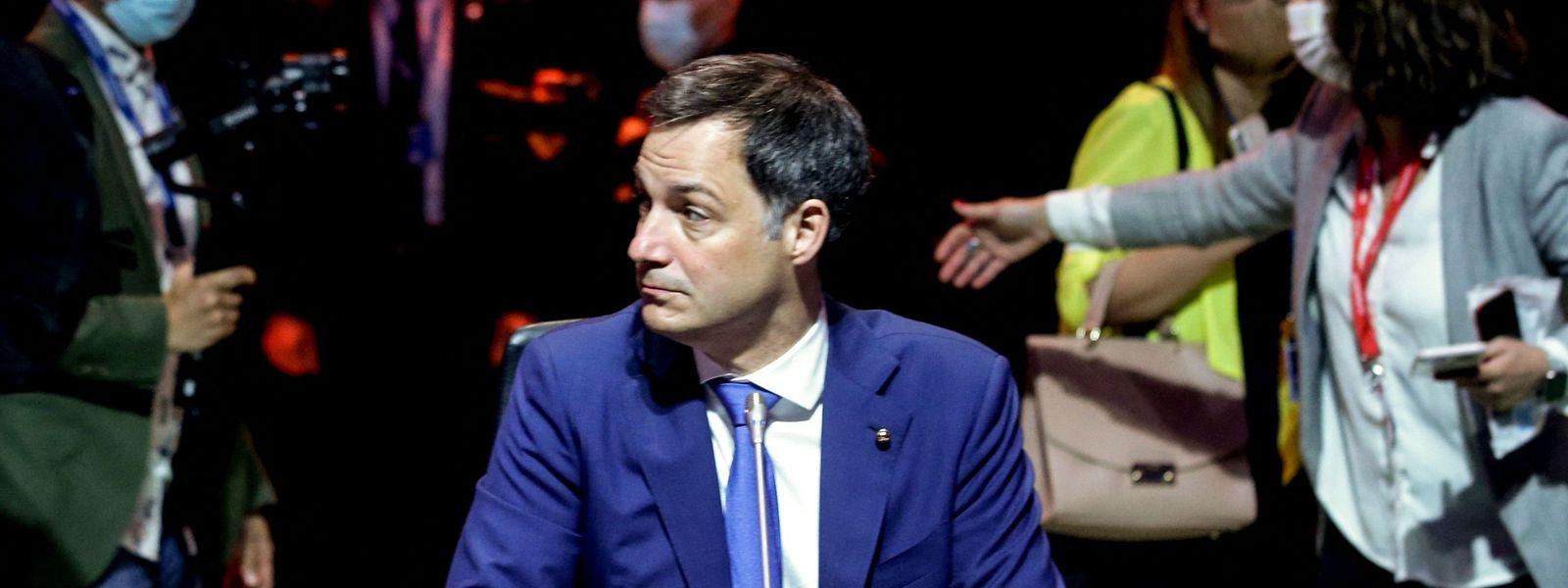 Le Premier ministre, Alexander De Croo, a lancé le débat d'une prochaine réforme constitutionnelle.