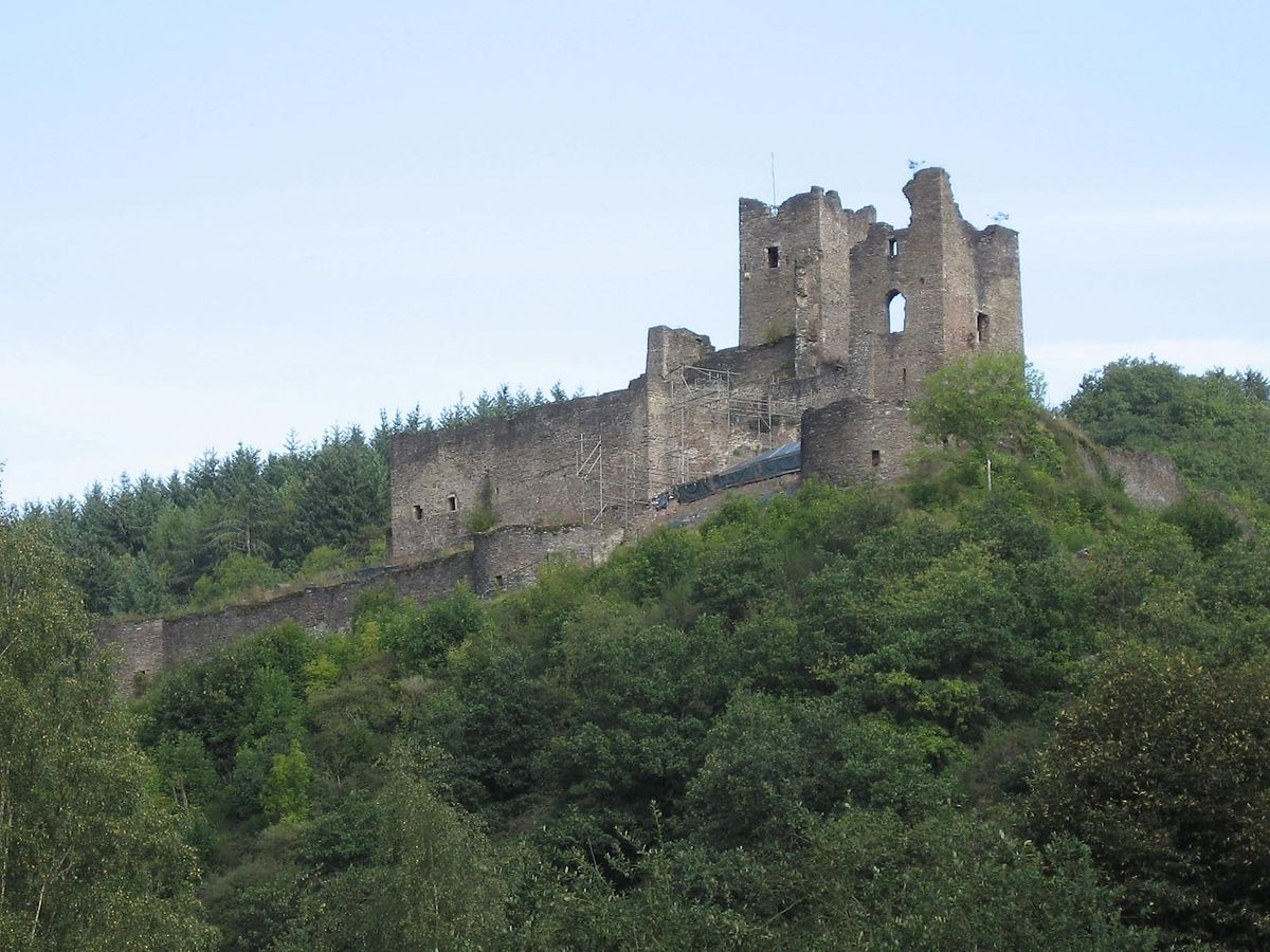 Brandenbourg Castle Photo: Wiki Commons