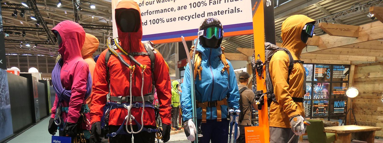 Zu schade zum Wegwerfen: Der kalifornische Hersteller Patagonia bietet im Internet Anleitungen zur Selbstreparatur und einen Marktplatz für gebrauchte Sachen.