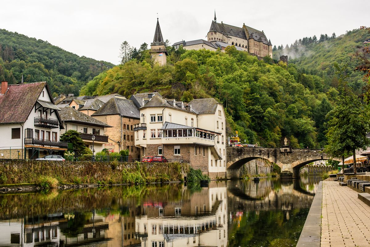 This postcard-pretty town was once home to goldsmiths, masons and tailors Photo: Shutterstock